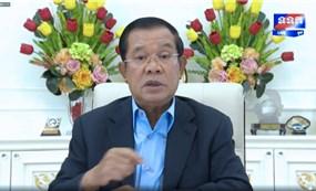 Campuchia cảm ơn Trung Quốc tặng 1 triệu liều vaccin Covid-19