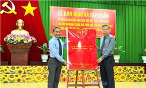 Bình Phước: Bàn giao bản đồ địa hình biên giới Việt Nam - Campuchia