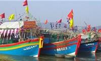 Mùa kết lưới cho những con tàu xa khơi