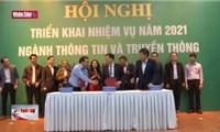 Đà Nẵng: Ký kết ba bên về hỗ trợ thí điểm triển khai chuyển đổi số
