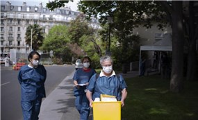 Pháp đứng trước nguy cơ phong tỏa toàn quốc lần thứ 3 vì Covid-19