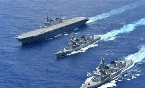 Tokyo rejects Beijing's claims to the South China Sea