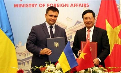 Ukraine-Việt Nam tiếp tục thỏa thuận hiệp định FTA