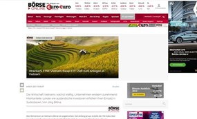 Việt Nam thu hút đầu tư nước ngoài