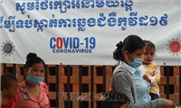 Campuchia đối phó với làn sóng COVID-19 lần thứ ba