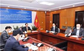 Việt Nam - Hoa Kỳ tăng cường hợp tác nhiều lĩnh vực