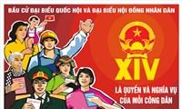 Bảo đảm chất lượng công tác bầu cử đại biểu Quốc hội khóa XV