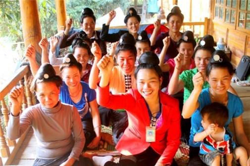Hành động thúc đẩy bình đẳng giới và tôn vinh phụ nữ