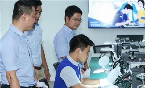 Hỗ trợ học nghề đối với người lao động tham gia bảo hiểm thất nghiệp