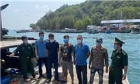 Kiên Giang ngăn chặn nhập cảnh trái phép trên tuyến biển Tây Nam