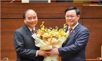 446 đại biểu tán thành thông qua Nghị quyết miễn nhiệm Thủ tướng Chính phủ
