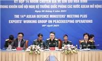 Hội nghị trực tuyến về Gìn giữ hòa bình ASEAN mở rộng