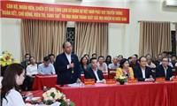 100% cử trí nhất trí Chủ tịch nước Nguyễn Xuân Phúc ứng cử Đại biểu Quốc hội