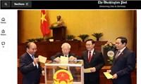Báo chí Mỹ nói gì về các lãnh đạo mới của Việt Nam