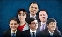 6 tỷ phú Việt Nam nằm trong Top thế giới
