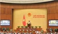 Những nội dung quan trọng của ngày làm việc cuối cùng kỳ họp thứ 11, Quốc hội hội khóa XIV