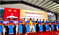 Khánh thành nhà máy chế biến rau quả xuất khẩu đầu tiên ở Lào Cai