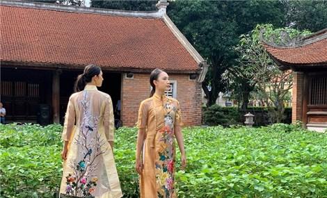 Fashion show to honor Vietnamese Ao dai