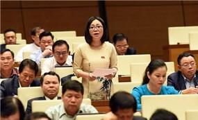 Đại biểu kỳ vọng vào Chính phủ mới vừa được kiện toàn