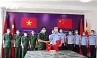 Bộ đội Biên phòng Điện Biên hội đàm với Chi đội quản lý biên giới Phổ Nhĩ (Trung Quốc)