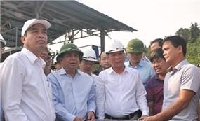 Xây dựng cảng Liên Chiểu và tuyến đường ven biển ở Đà Nẵng