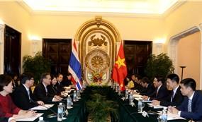 Tăng cường quan hệ giao thương Việt Nam - Thái Lan