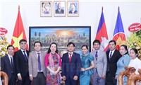 Quan hệ giữa TPHCM và các địa phương Campuchia ngày càng hiệu quả