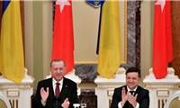 Thổ Nhĩ Kỳ nỗ lực giải quyết căng thẳng Nga-Ukraine