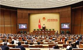 Dấu ấn công tác lập pháp nhiệm kỳ Quốc hội khóa XIV