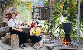 Du lịch cộng đồng của người thái ở Mộc Châu