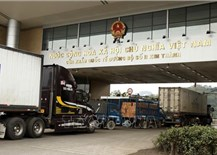 Imports and exports via Lao Cai border gate grow by 75% in Q1