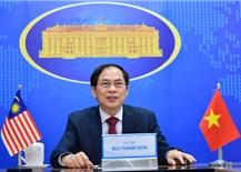 Thúc đẩy quan hệ giữa Việt Nam với Australia, Malaysia, Philippines