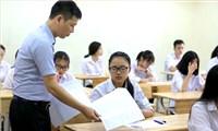 Tăng cường chỉ đạo trong kỳ thi tốt nghiệp Trung học phổ thông và tuyển sinh Đại học năm 2021