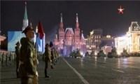 Hình ảnh'cỗ máy quân sự' Nga chuẩn bị lễ duyệt binh Ngày chiến thắng