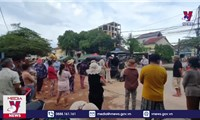 Cứu trợ bà con gốc Việt tại tỉnh Kampong Speu, Campuchia