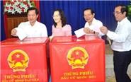 Quy trình ứng cử Đại biểu Quốc hội và Hội đồng Nhân dân các cấp Quy trình ứng cử Đại biểu Quốc hội và Hội đồng Nhân dân các cấp