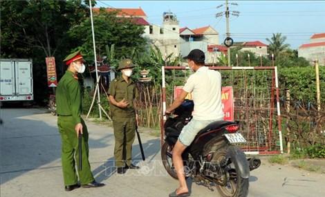 Bắc Ninh giãn cách xã hội 5-8 huyện, thị, thành phố
