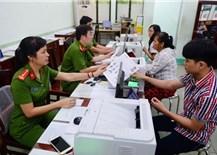 Đơn giản hóa thủ tục hành chính, giấy tờ công dân và các cơ sở dữ liệu liên quan đến quản lý dân cư giai đoạn 2013 – 2020