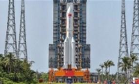 Tên lửa có nguy cơ rơi xuống trái đất'không kiểm soát'