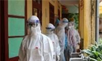 Tin covid19 Hà Nội ghi nhận thêm 5 ca dương tính SARS-CoV-2 mới trong cộng đồng