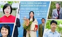 Chân dung 5 người Việt lọt top 100 nhà khoa học xuất sắc nhất châuÁ