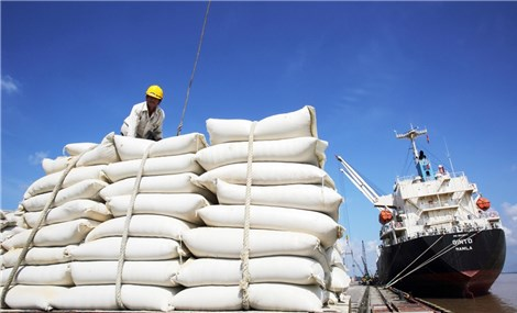 Vietnam predicted to retain its position as world's second largest rice export