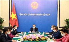Dấu ấn đối ngoại Việt Nam nửa đầu năm 2021