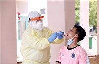 Việt Nam provides COVID-19 assistance to Laos