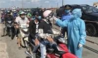 Khẩn trương tái lập chốt kiểm dịch từ 0h ngày 15/5  tại TP Hồ Chí Minh