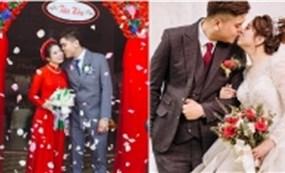 Chuyện vui thời covid - Cặp đôi nên duyên từ khu cách ly covid