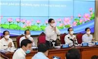 Thủ tướng làm việc với TP.HCM, giải quyết những vấn đề trọng tâm, cấp bách