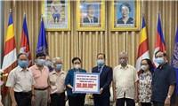 Việt Nam ủng hộ nhân dân Campuchia phòng, chống dịch COVID-19