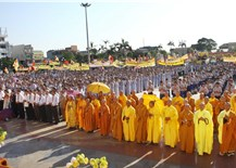 Spokeswoman: Vietnam always respects policy on freedom of religion and belief