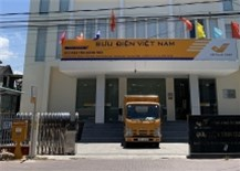 Các bộ nhân viên Bưu điện Quảng Ngãi tá hỏa khi tiếp xúc với trường hợp F1